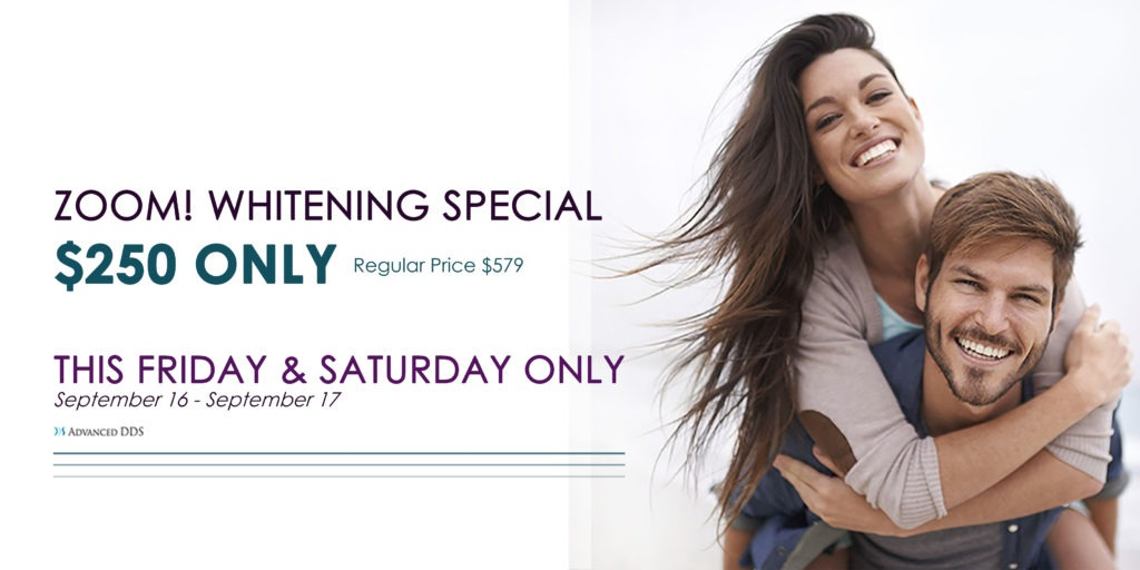 This Friday Amp Saturday Only Zoom Whitening Special