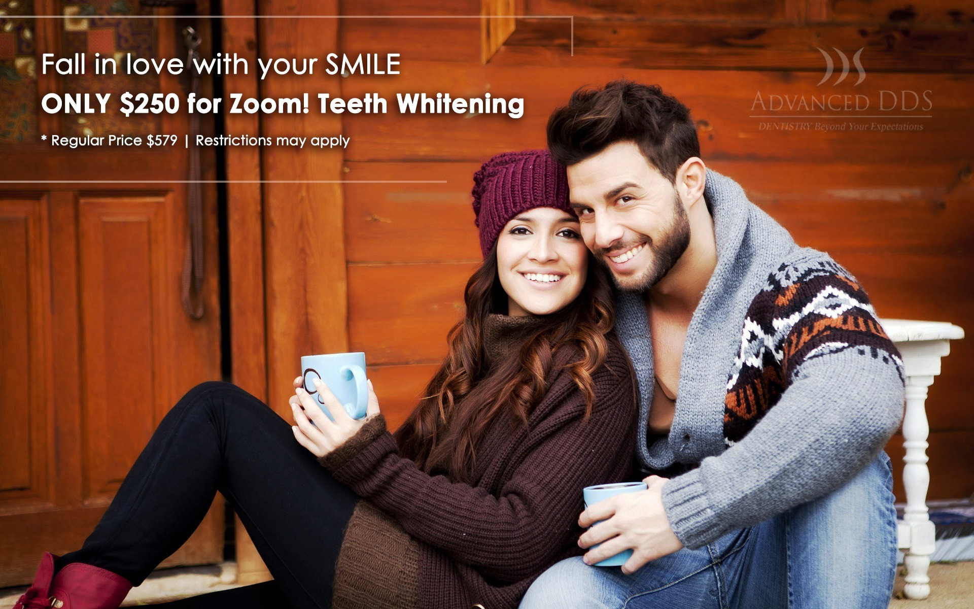 Fall Teeth Whitening Special Only 250 Regular Price 579