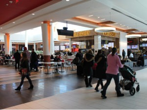 mall dining