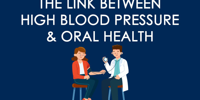 High blood pressure title graphic