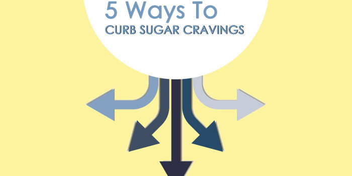 header image titled 5 ways to avoid sugar cravings